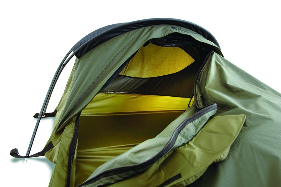 Snugpak Stratosphere Hooped Bivvi Bag - a great one man tent  sc 1 st  The Bushcraft Store & Stratosphere Hooped Bivvi Bag - a great one man tent